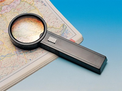 110mm Lighted Magnifier