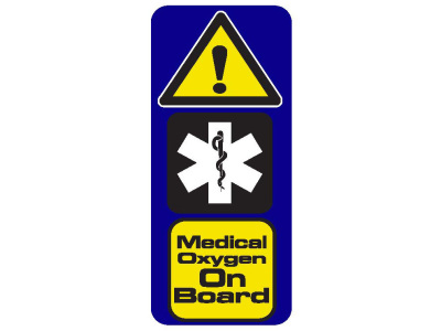 Medical Oxygen On Board Small